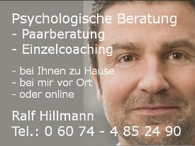 Ralf Hillmann - Psychologische Beratung - Paarberatung - Einzelcoaching - C